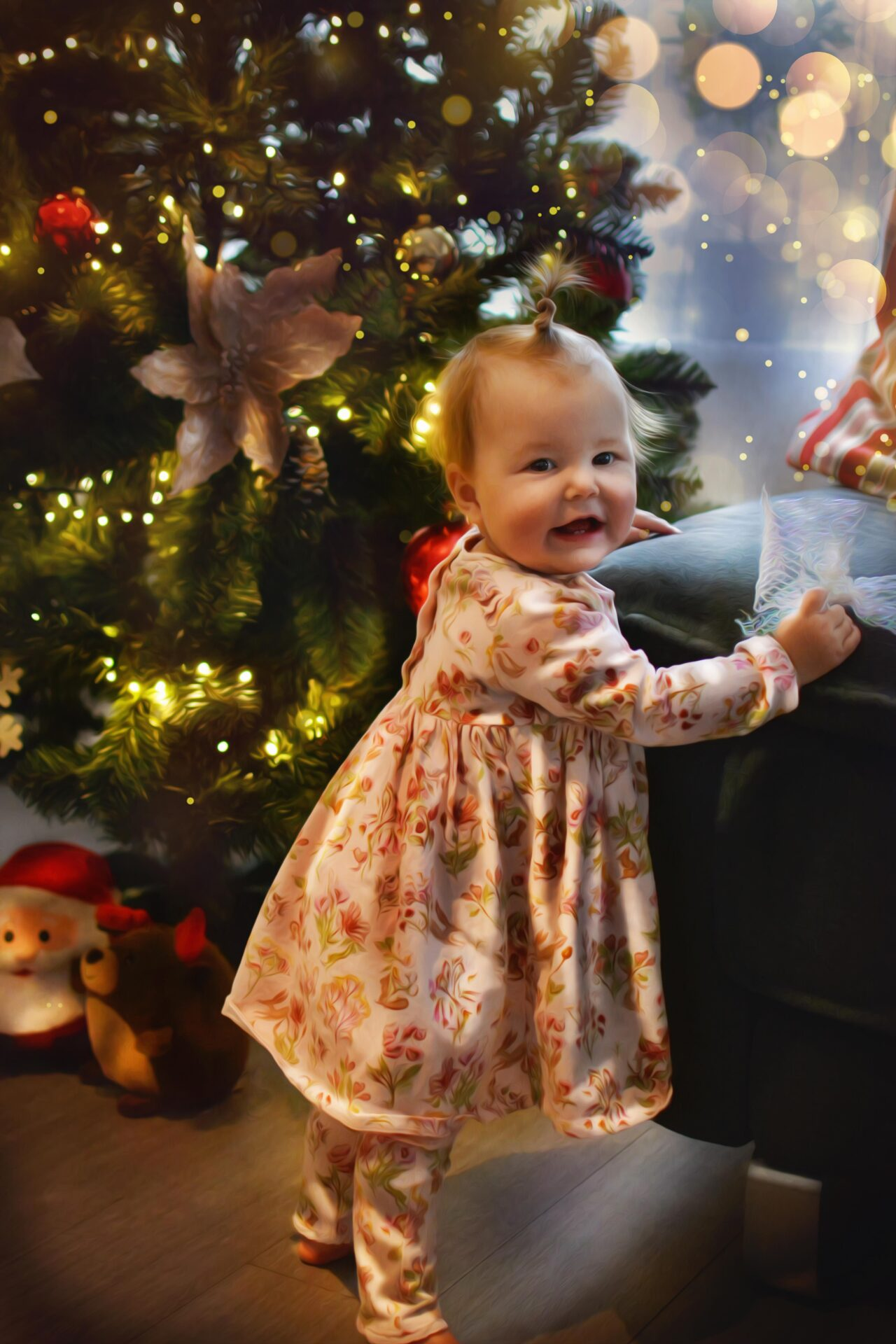 christmas photography in kings hill kent