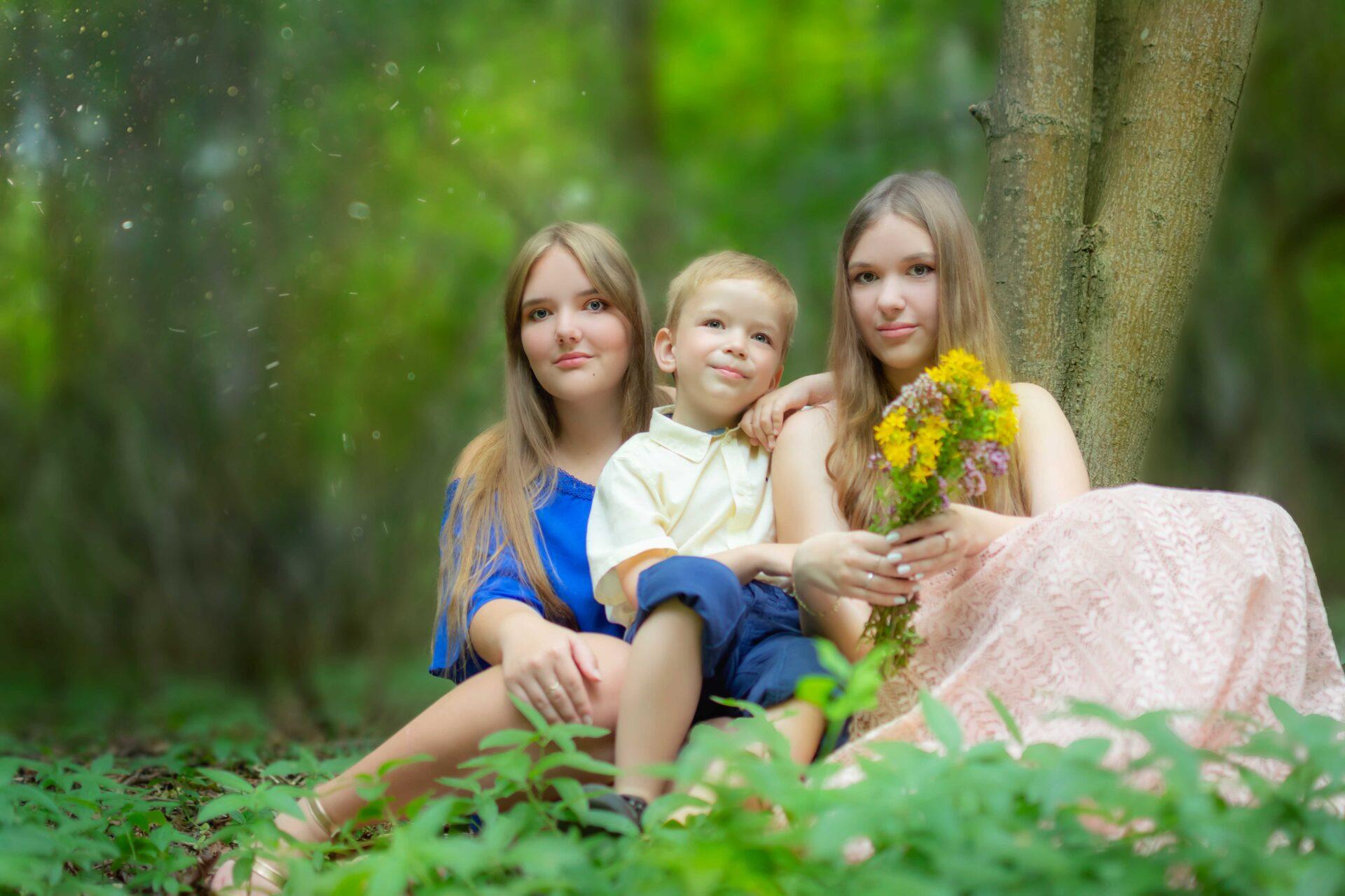 fairytale children photography in brighton