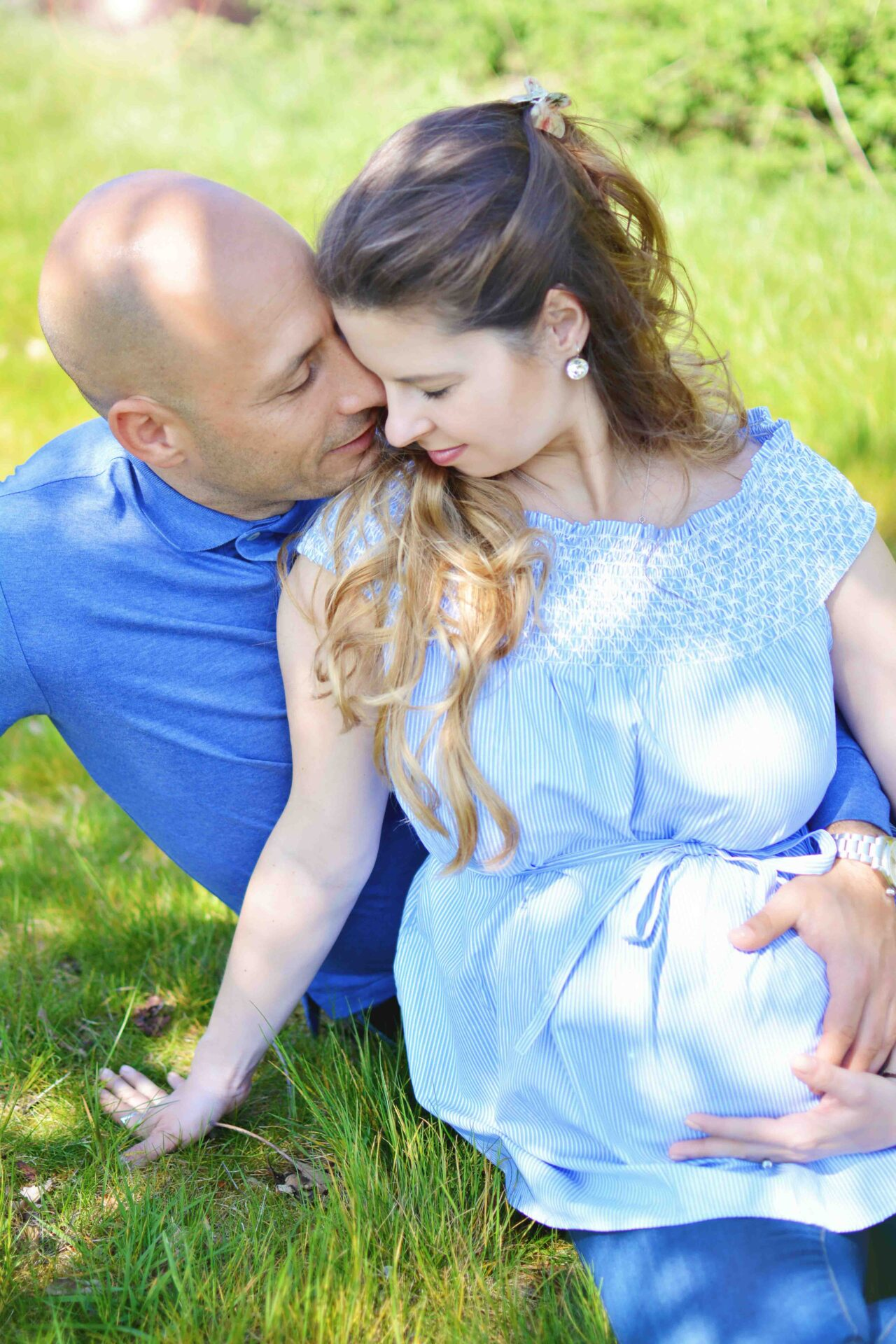 maternity photography at greenwich park london
