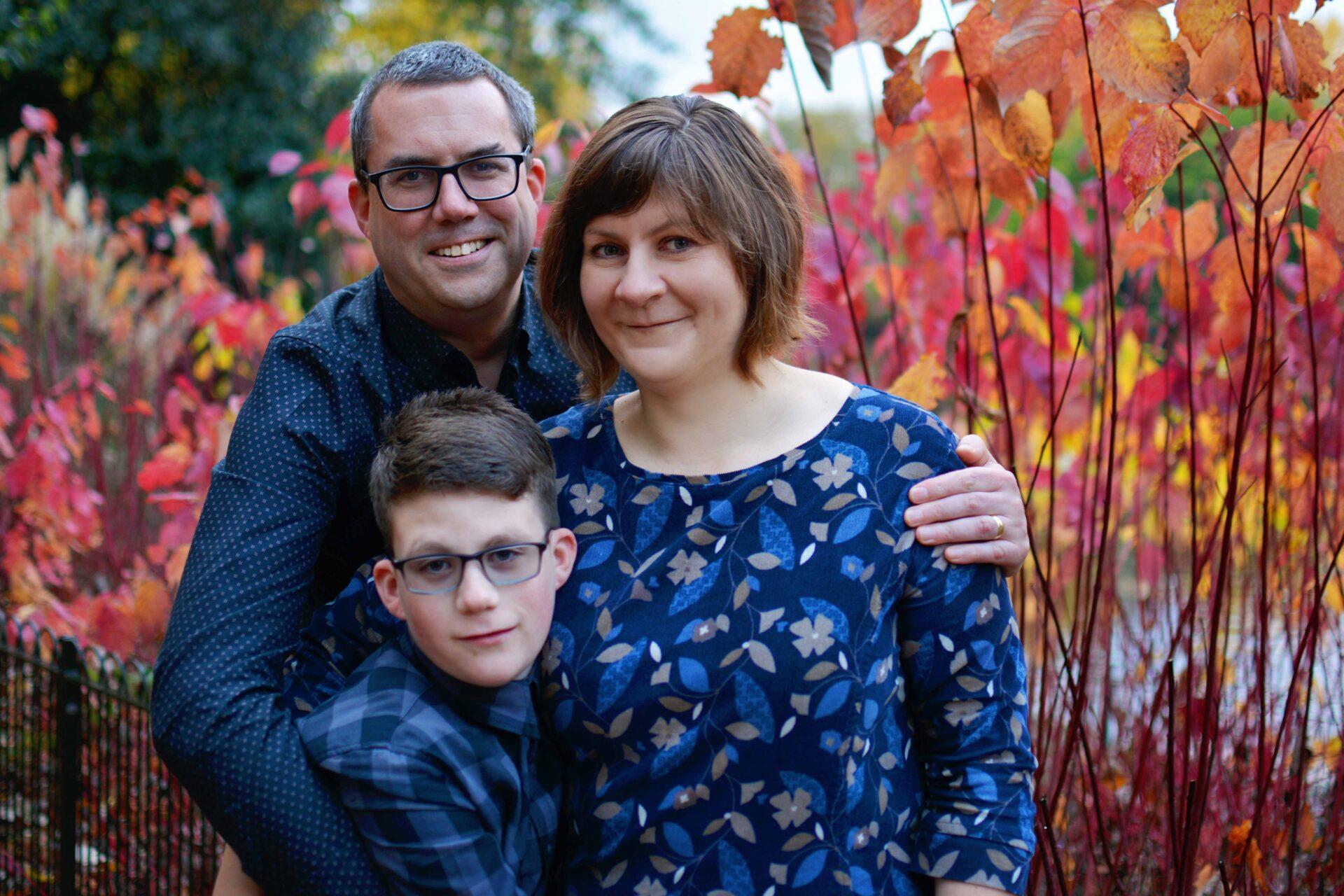 family photography at battersea park london