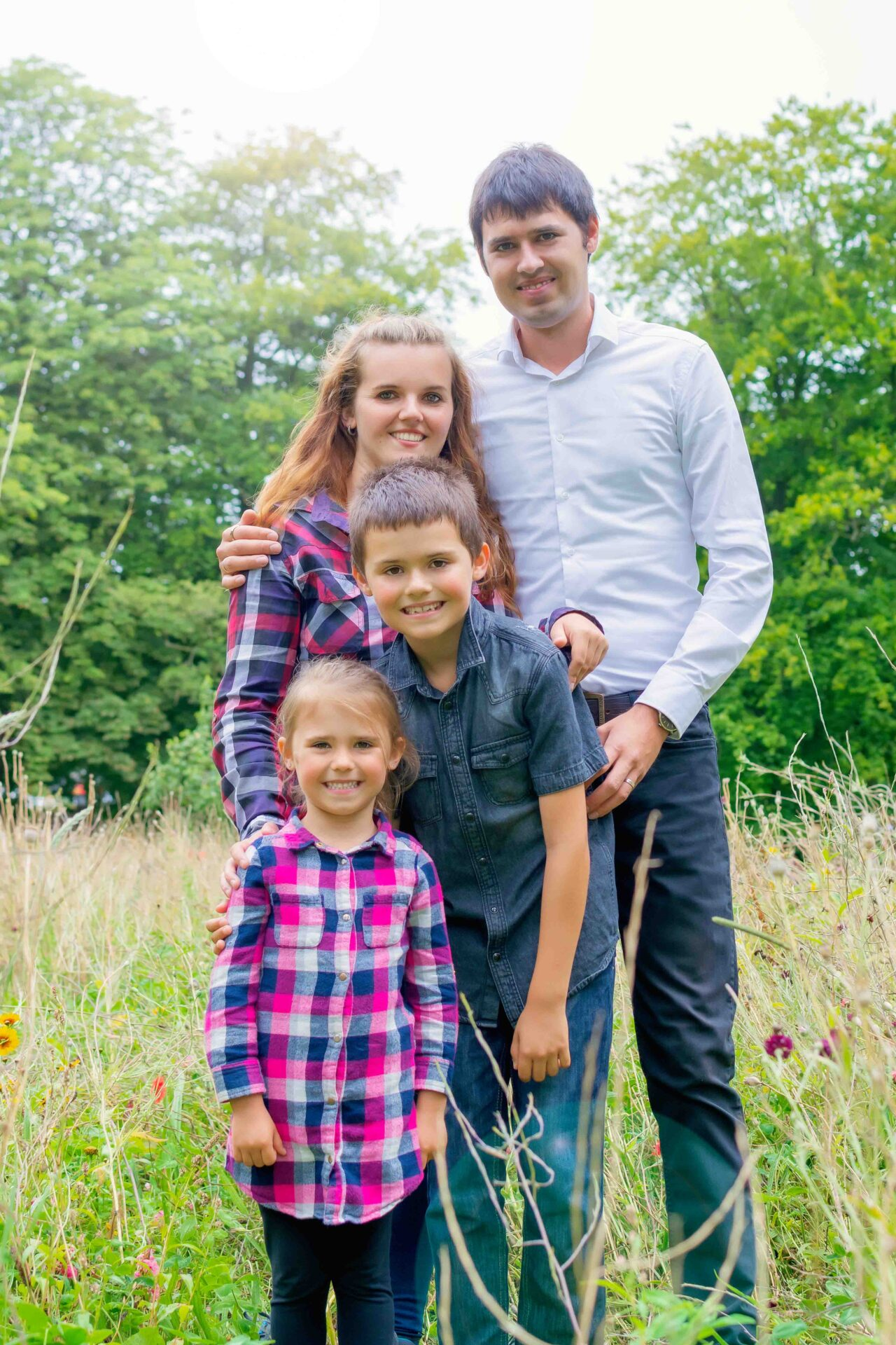 family photography in walsall west midlands