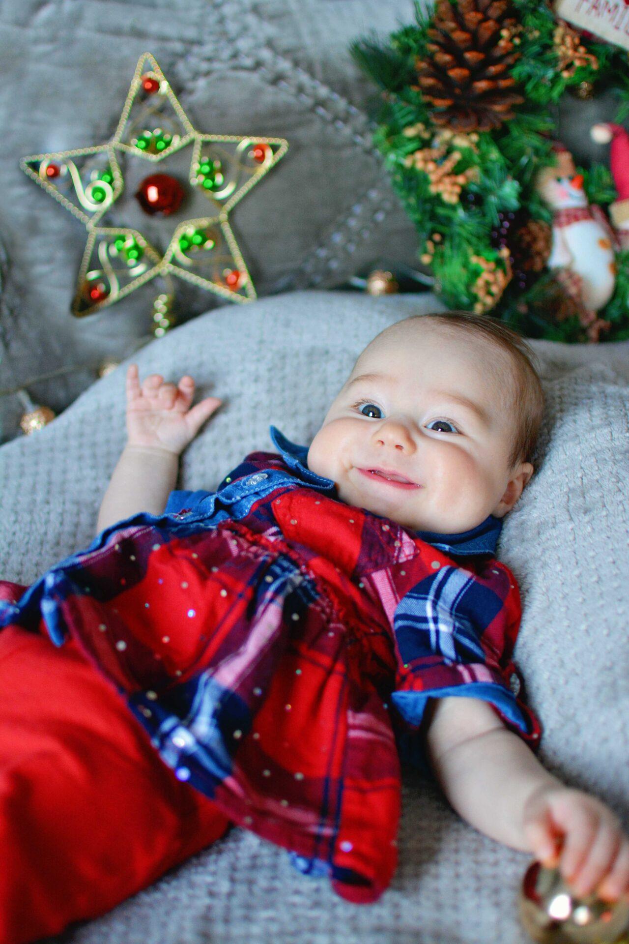 christmas photography in dunton green kent